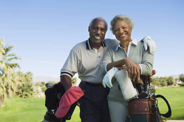 Older Couple | Ruggless Dental
