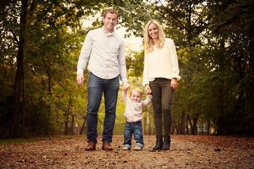 Dr. Ruggless and Family | Ruggless Dental