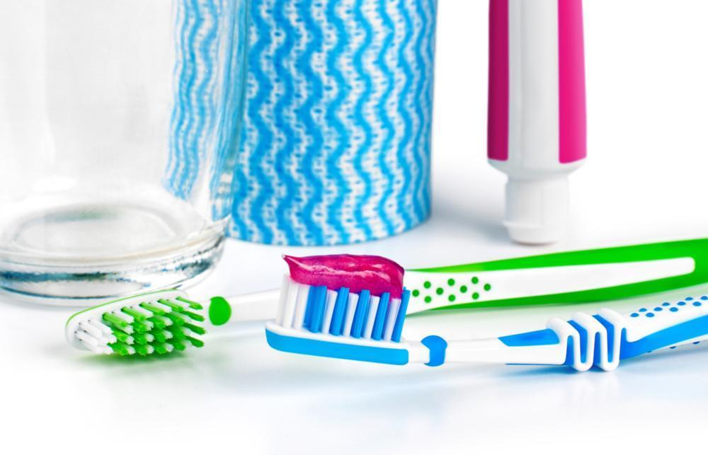 toothbrushes and tooth paste | Dentist in Springfield IL