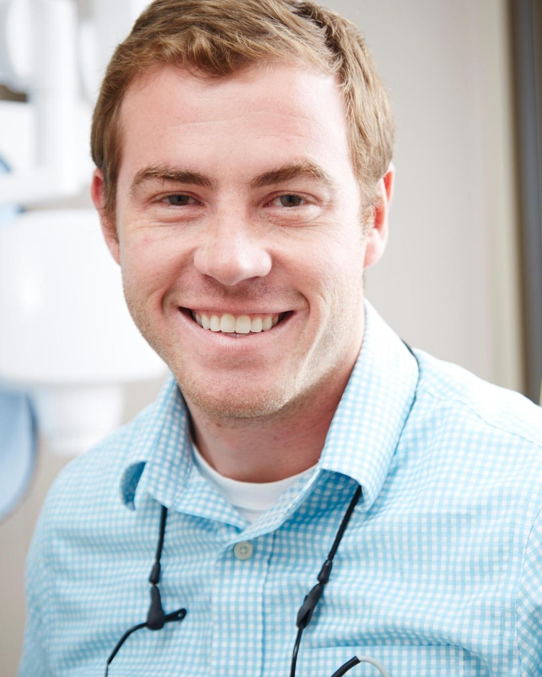 Dr. Shane Ruggless DMD our dentist in Springfield, IL